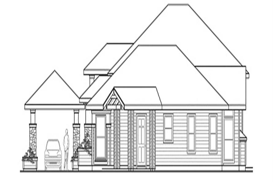 108-1438 right elevation