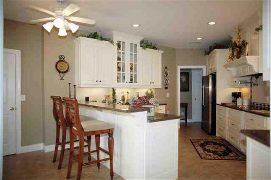 109-1112 house plan kitchen 1