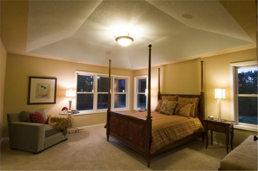 109-1191 house plan master bedroom