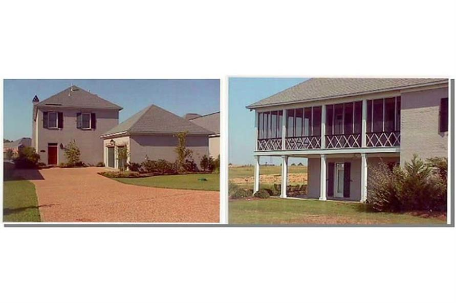Main image for house plan # 9495