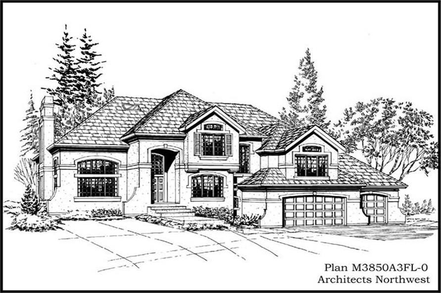 House Plan #115-1033