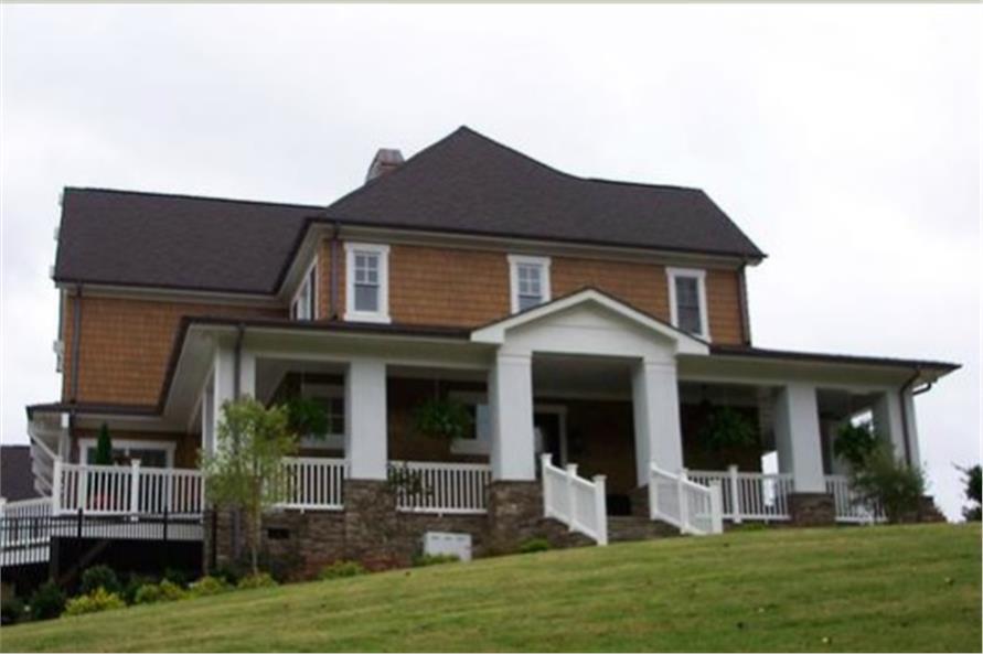 115-1120: Home Exterior Photograph left