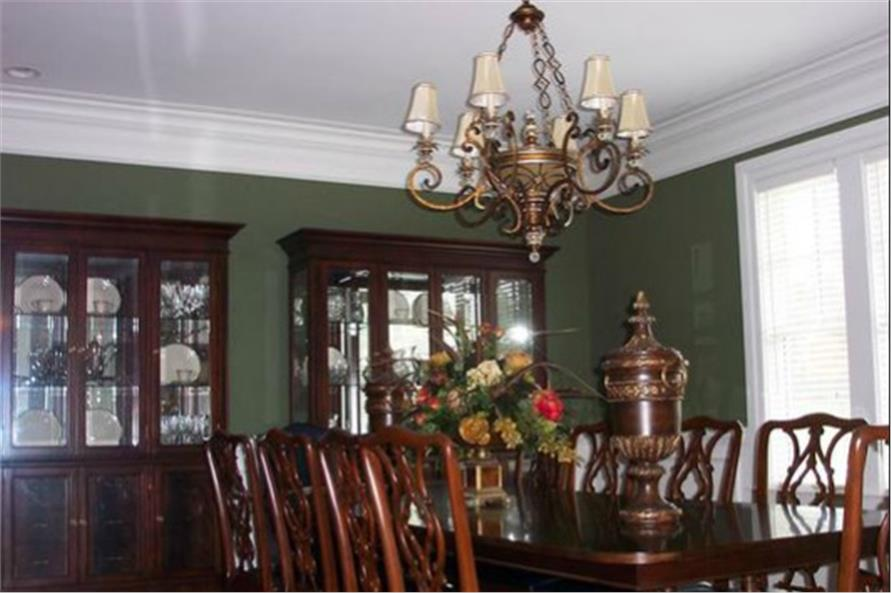 115-1120: Home Interior Photograph-Dining Room