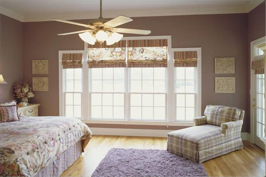 117-1030: Home Interior Photograph-Bedroom