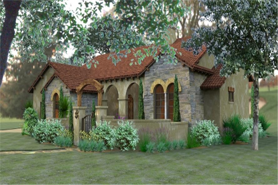 117-1055: Home Exterior Photograph