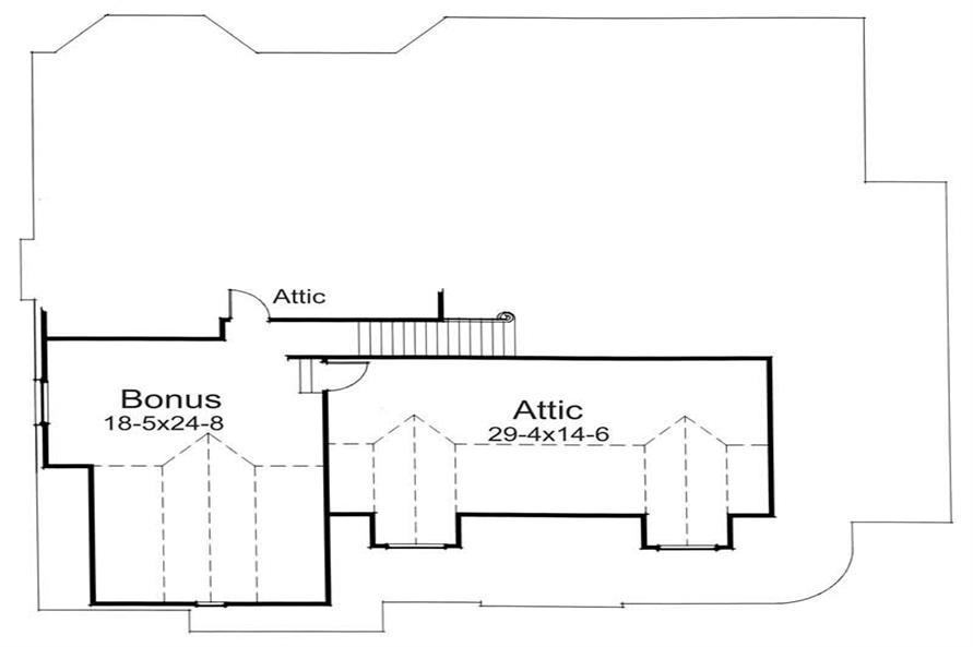 Optional Floor Plan DW1991