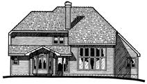 Main image for house plan # 5226