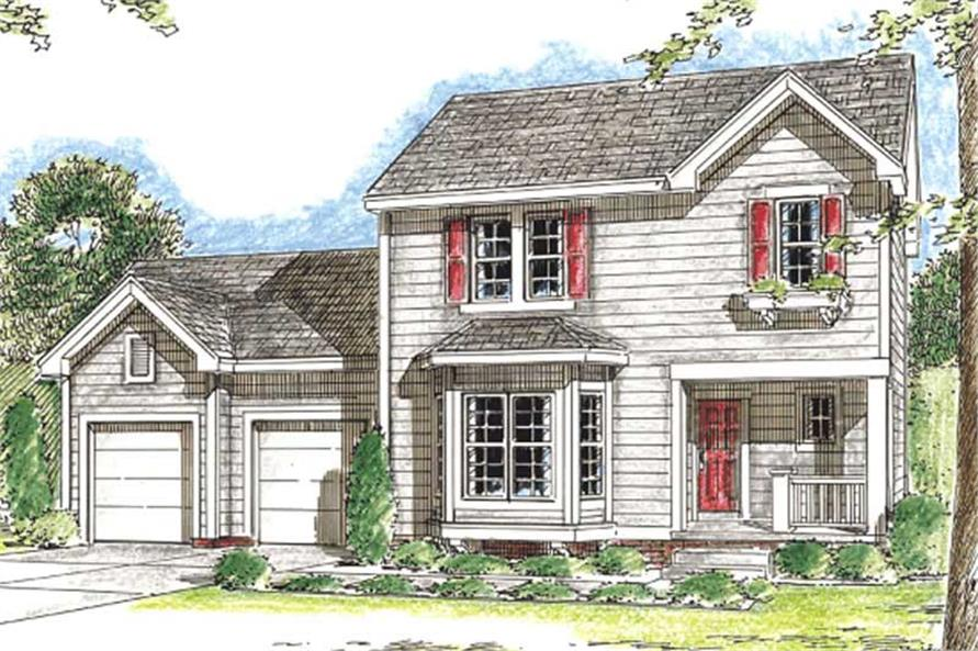 Main image for house plan # 11632