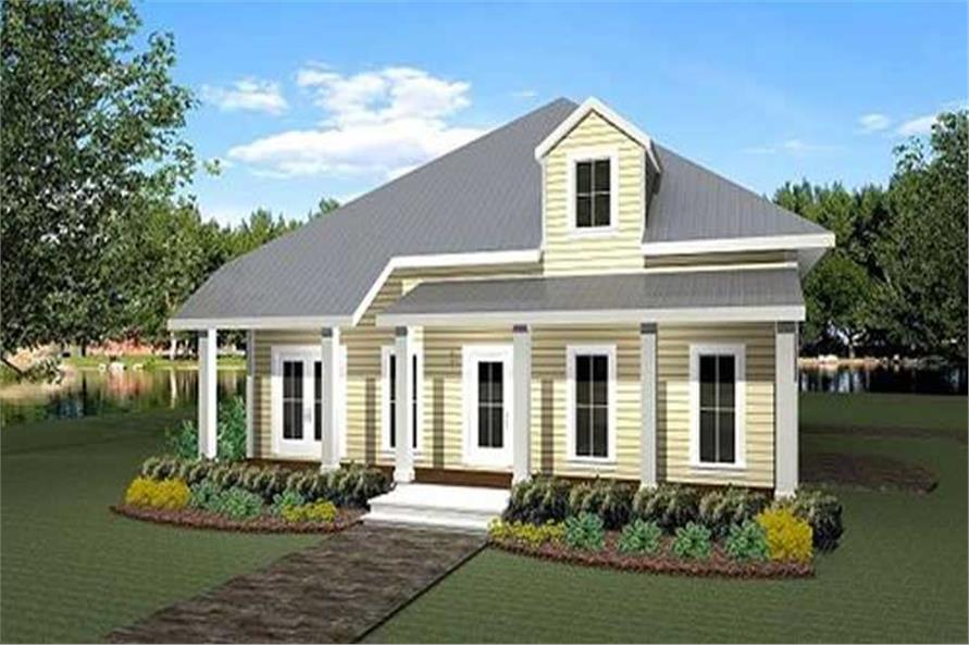Main image for house plan # 18425
