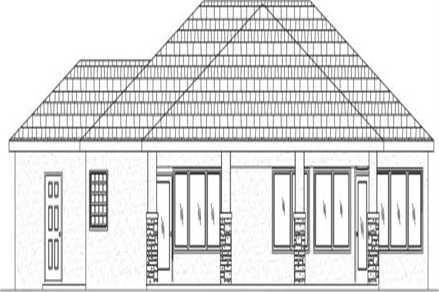 House Plan #125-1023