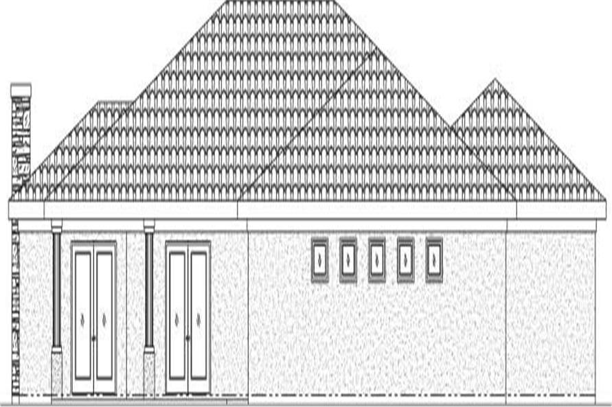 House Plan #125-1036