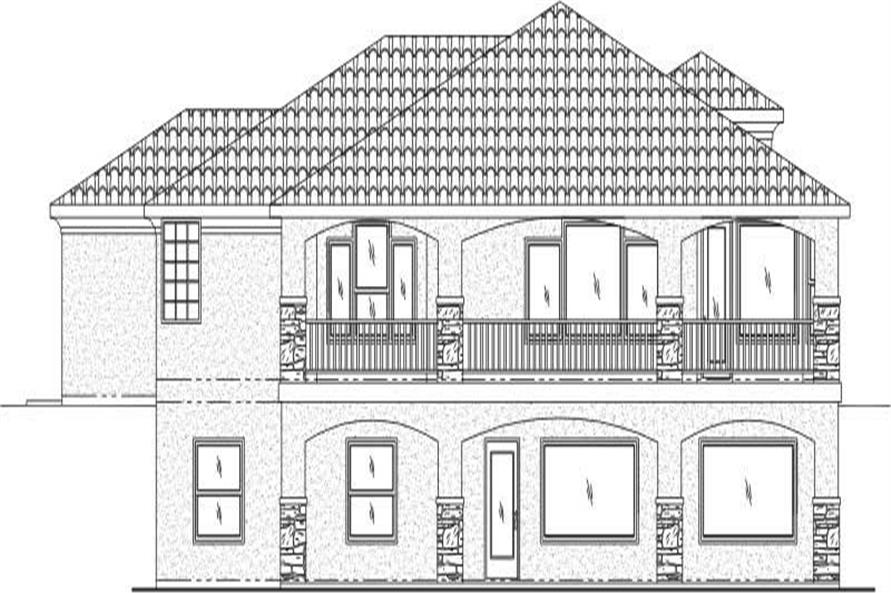 House Plan #125-1044