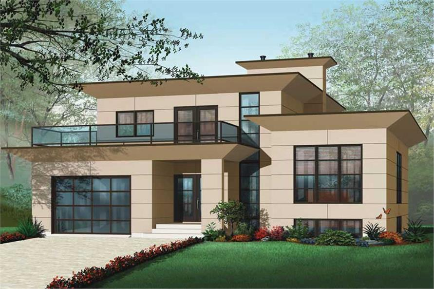 Main image for House Plan #126-1012