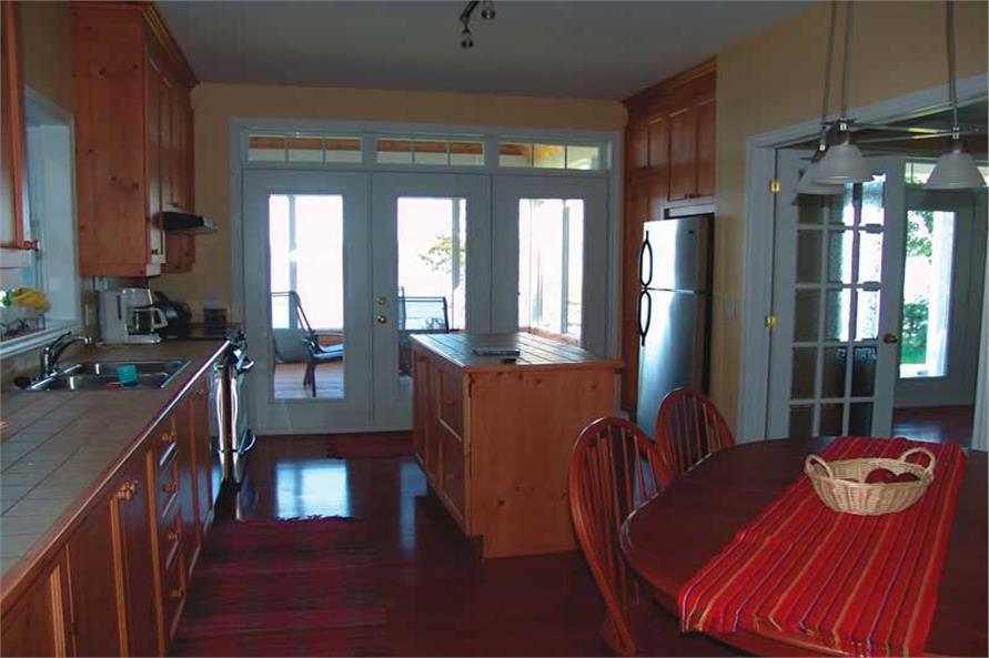 126-1020: Home Interior Photograph-Kitchen