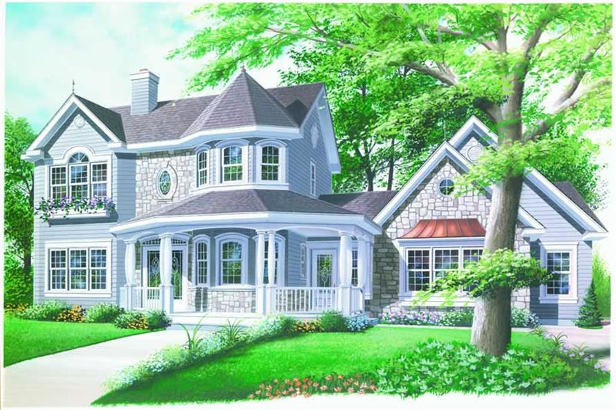 Main image for house plan #126-1279