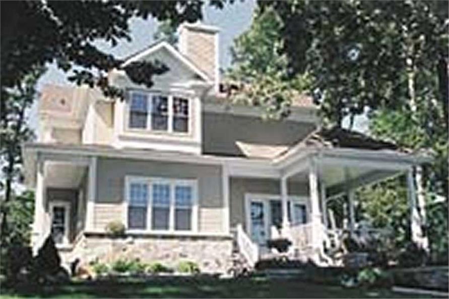 House Plan #126-1309