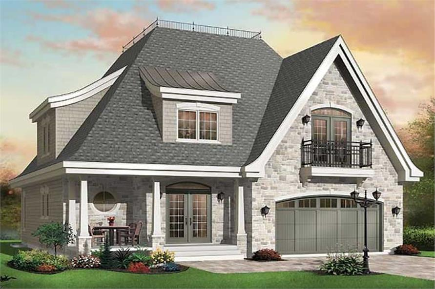 Main image for house plan # 11388