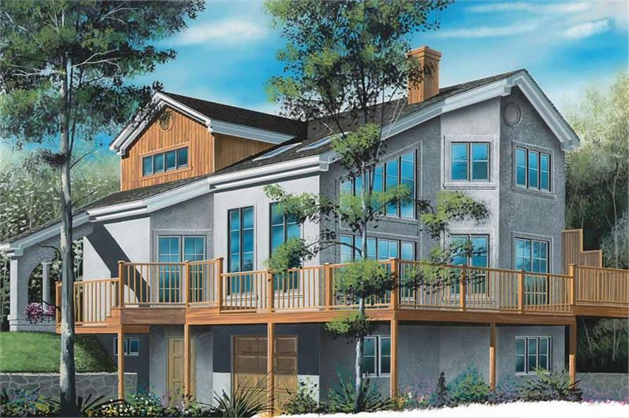 Main image for house plan # 11364