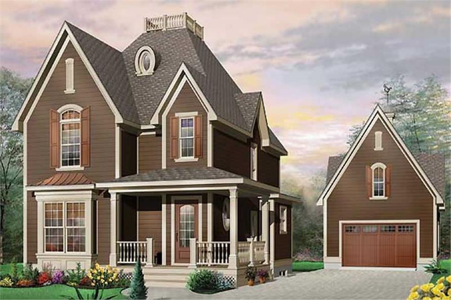 Main image for house plan #126-1641