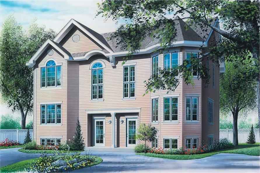 Main image for house plan # 11881