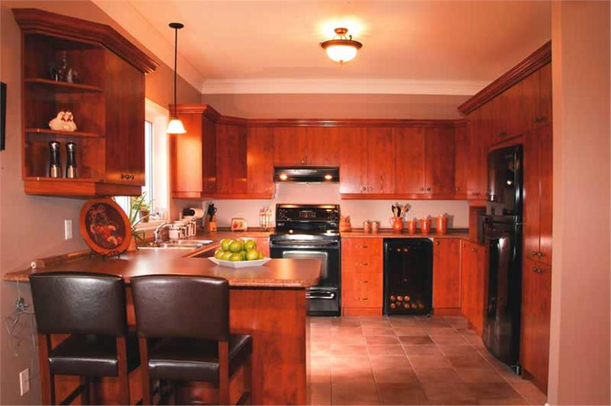 126-1771: Home Interior Photograph-Kitchen