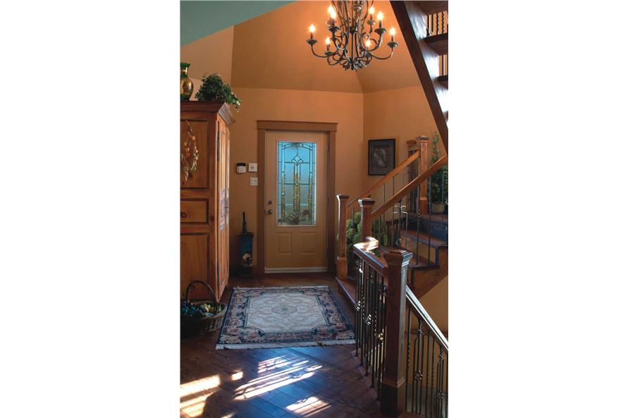 houseplan dd-2631 foyer