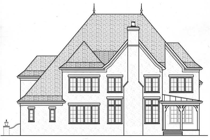 House Plan #127-1002