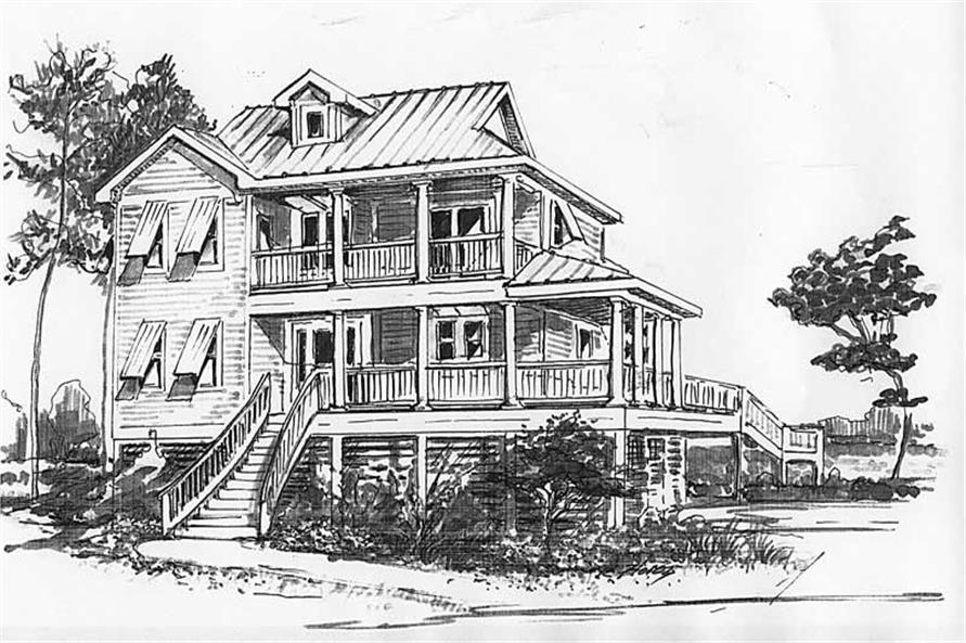 House Plan #130-1024