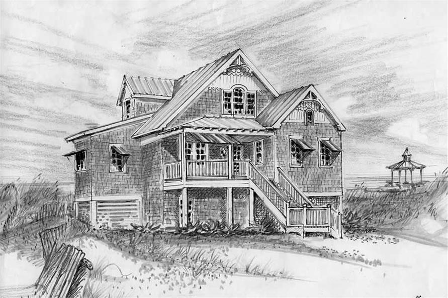 House Plan #130-1035