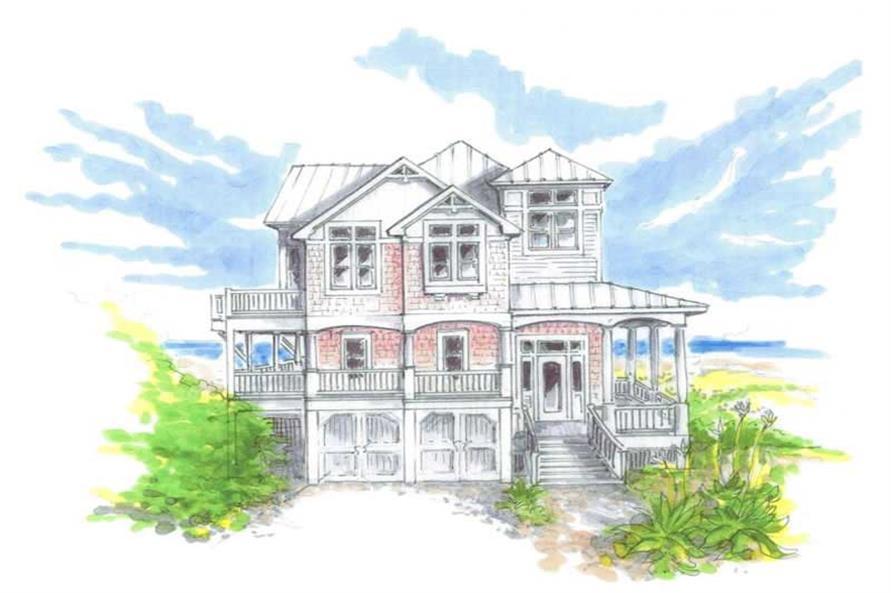 House Plan #130-1043