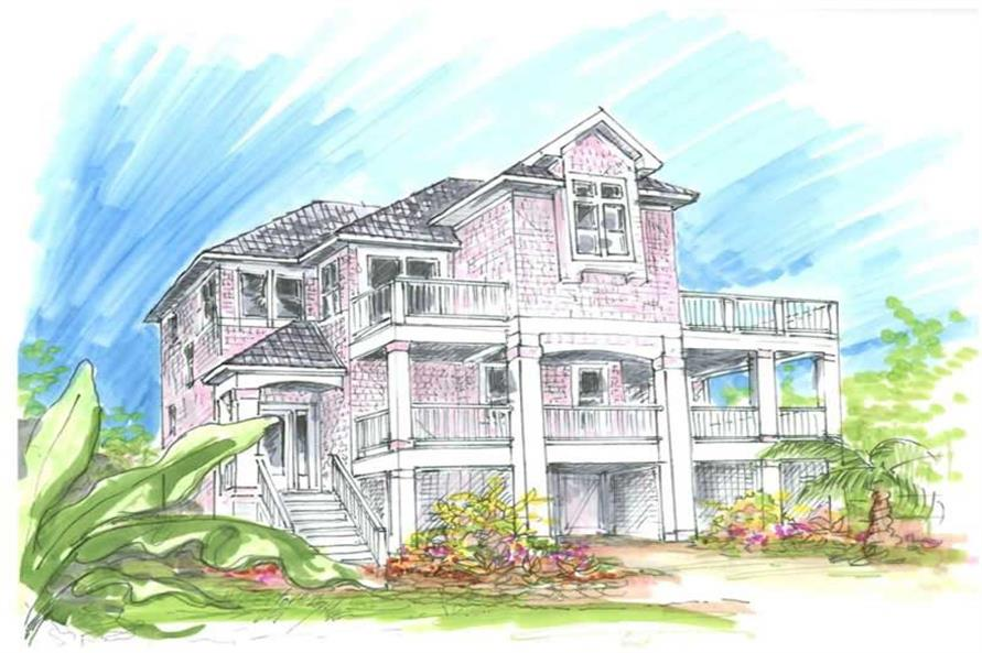 House Plan #130-1064