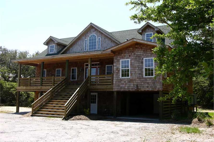 House Plan #130-1084