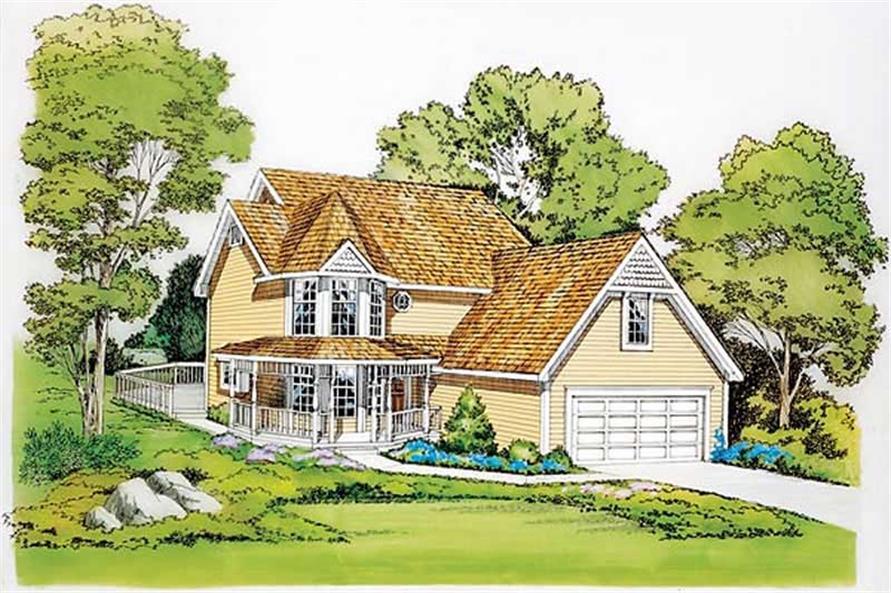 HOUSE PLAN GAR