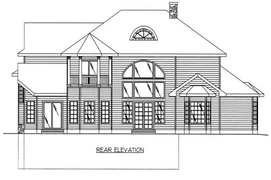 House Plan #132-1191