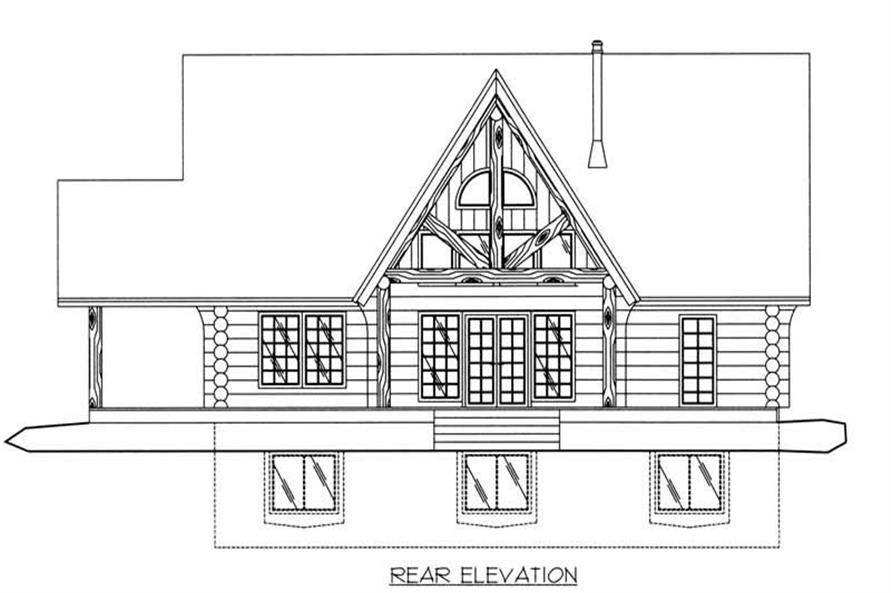 House Plan #132-1199