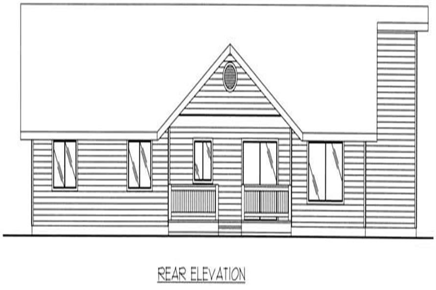House Plan #132-1203