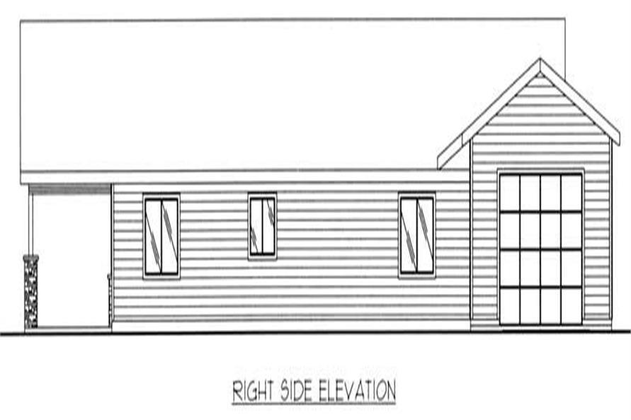 House Plan #132-1205