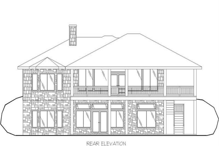 House Plan #132-1207