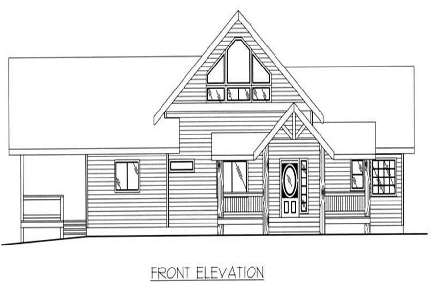 House Plan #132-1213