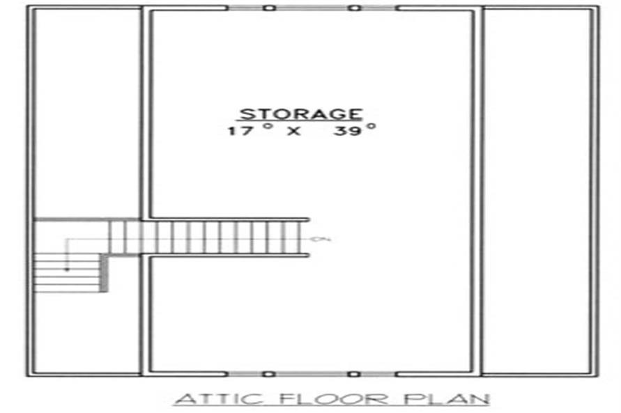 This image shows the storage floor plan.