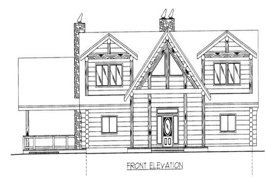House Plan #132-1291