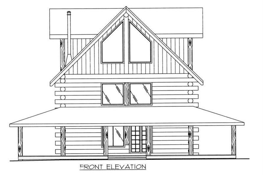House Plan #132-1292