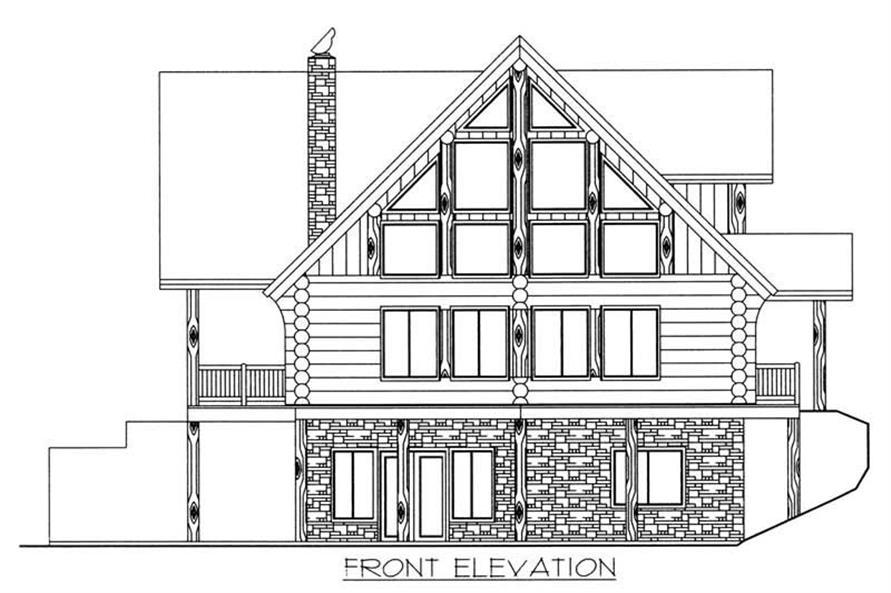 House Plan #132-1293
