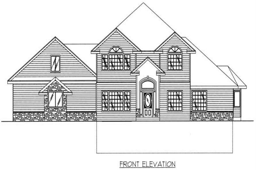 House Plan #132-1300