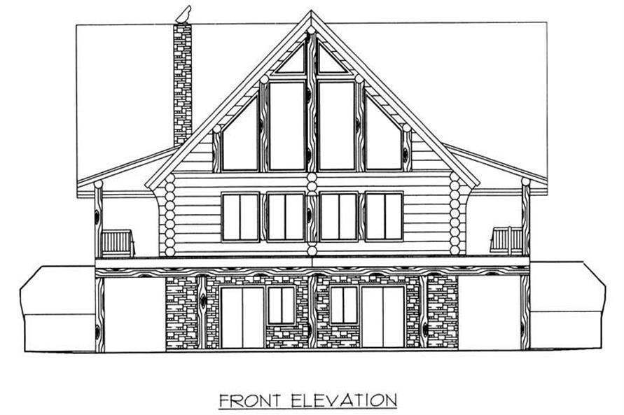 House Plan #132-1357