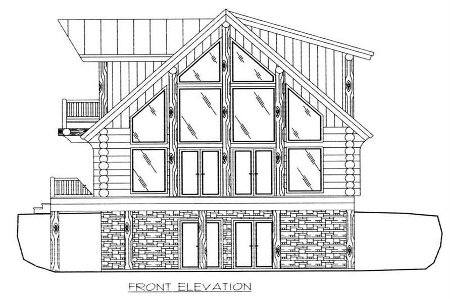 House Plan #132-1399