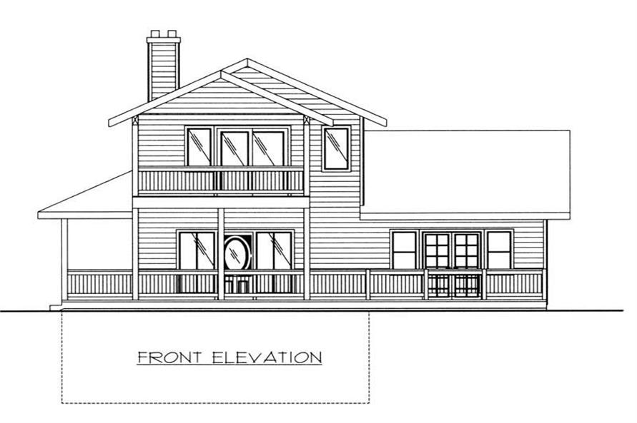 House Plan #132-1405