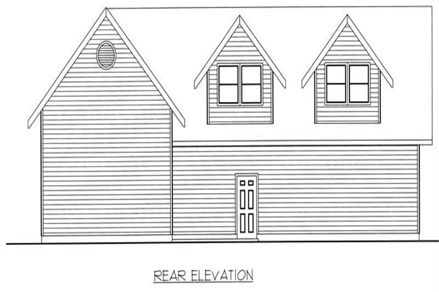House Plan #132-1406