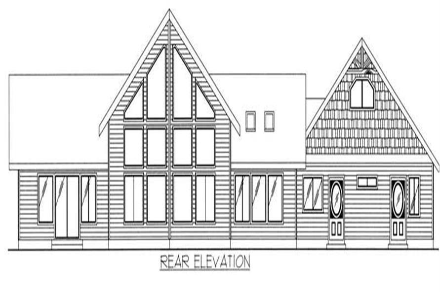 House Plan #132-1408