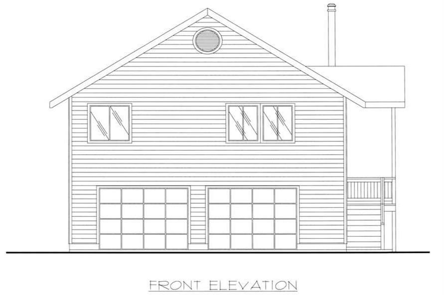 House Plan #132-1454